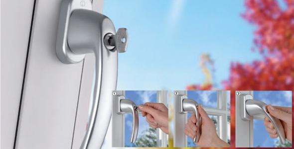 Serrature e cilindri - Maniglia porta finestra ...